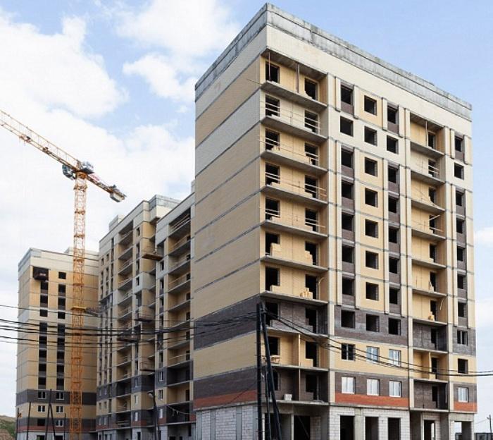 Два дома, детский сад и школу начали строить в ЖК «Остафьево»