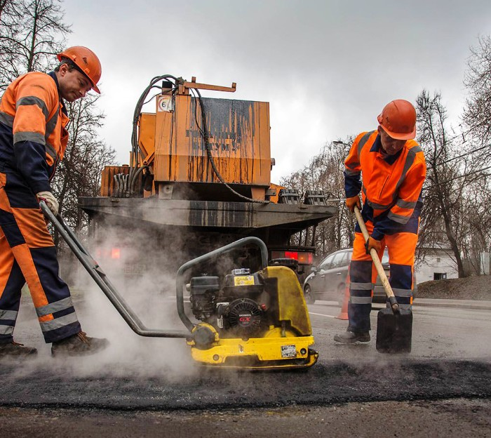 В Мосрентгене построят 2 путепровода и 8 километров новых дорог