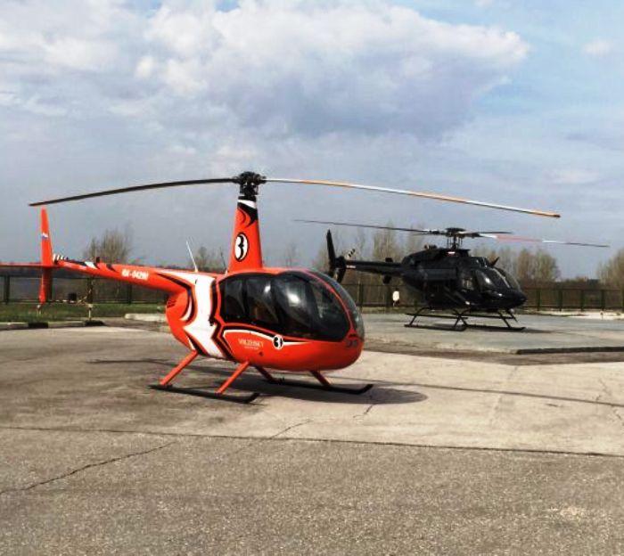 Вертолетную площадку для аэротакси планируют построить около станции метро «Прокшино»