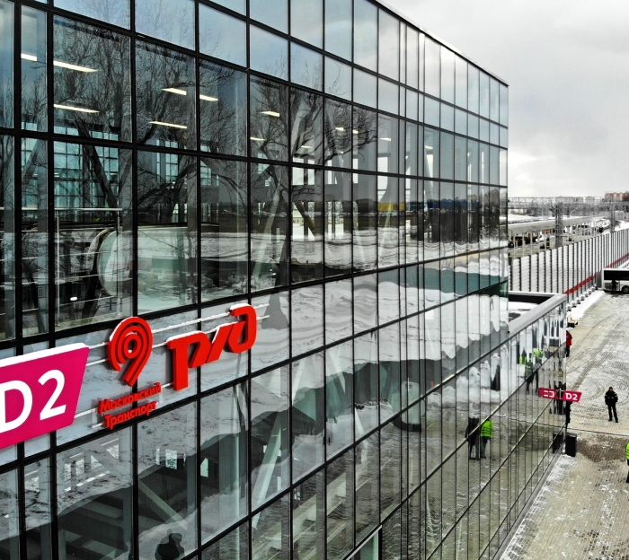 Новый пригородный вокзал появится в Щербинке