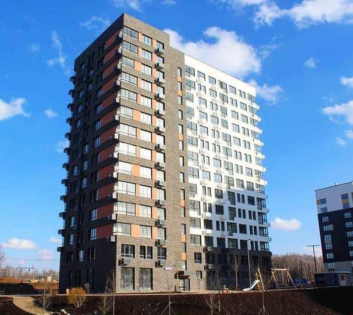 Строительство двух домов на в жилом комплексе «Скандинавия-Юг» началось в ТиНАО