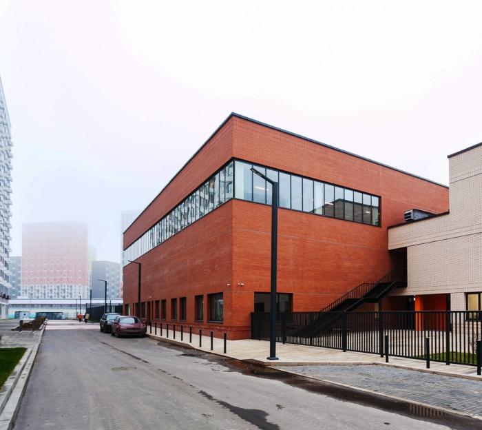 Школа и детский сад введены в эксплуатацию в Саларьево