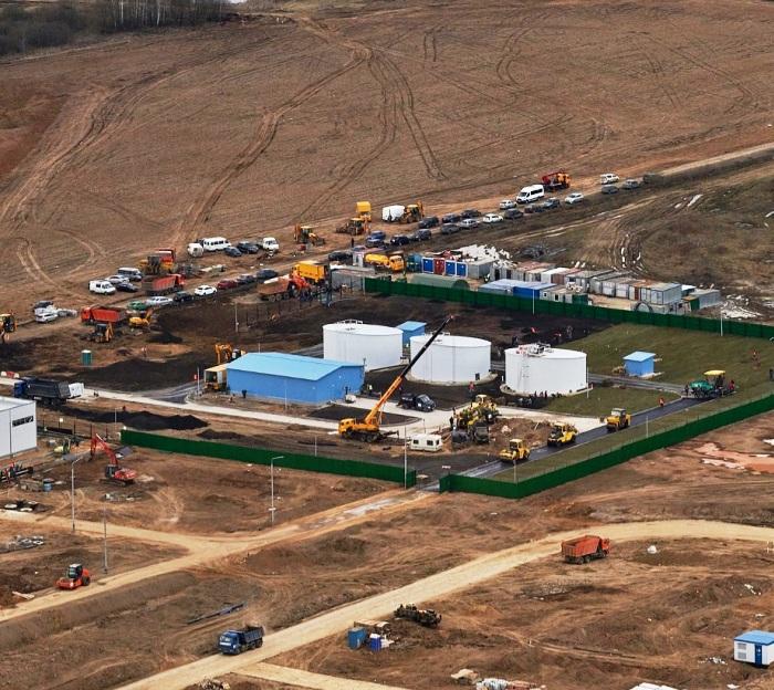Резидент технополиса «Москва» обеспечил инфекционный центр в ТиНАО системами дезинфекции сточных вод