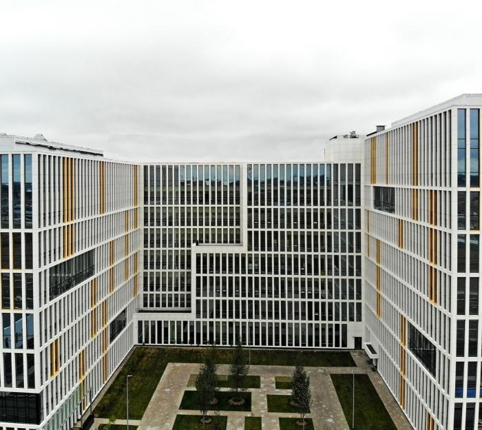 Строительство подстанции скорой помощи и инфекционного корпуса в ТиНАО планируют завершить до конца года
