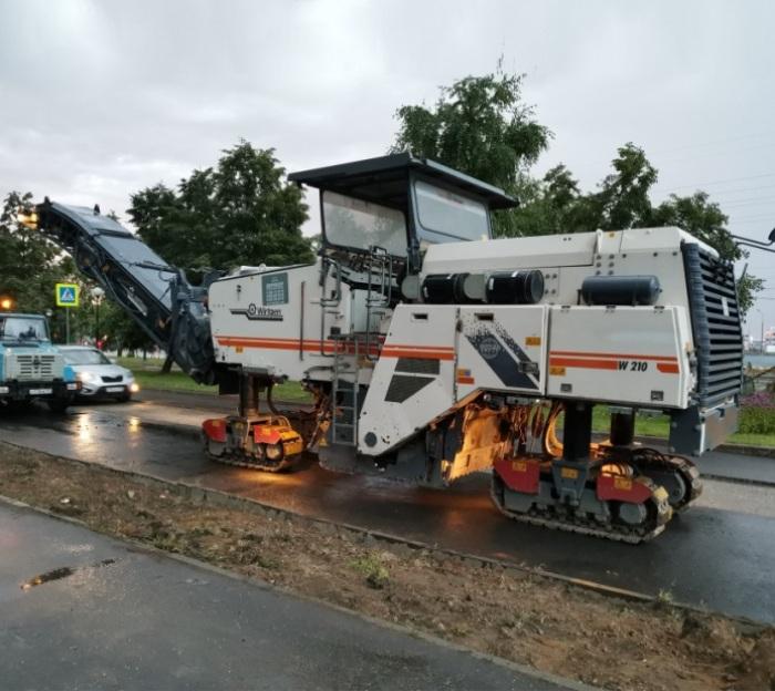 Строительство дорог в Коммунарке завершится в 2021 году