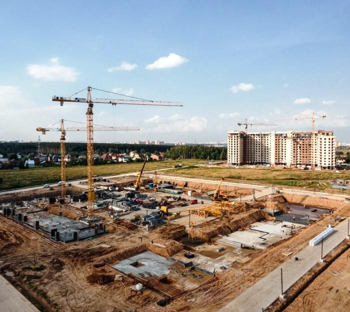 Вторую очередь жилого комплекса «Алхимово» в ТиНАО планируется ввести во II квартале 2022 года