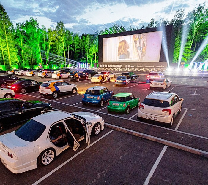 Фильм «Москва слезам не верит» покажут в столичном автокинотеатре