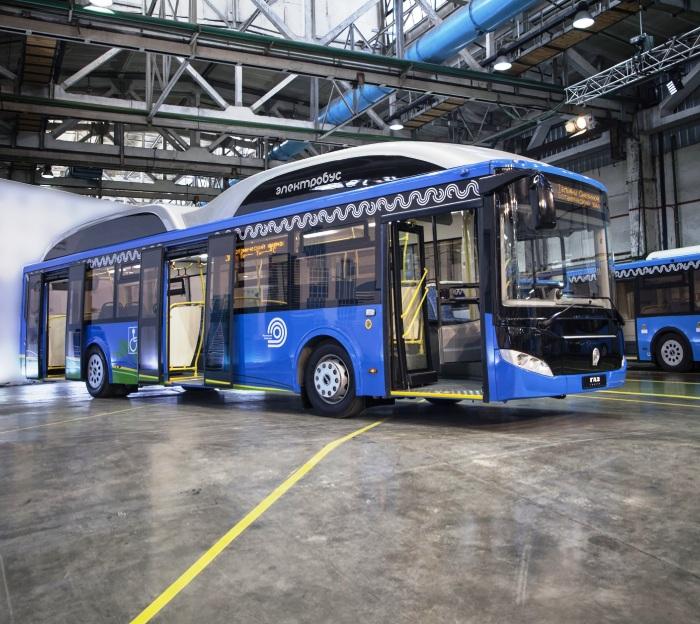 Парк на 300 мест для электробусов планируют построить в Красной Пахре