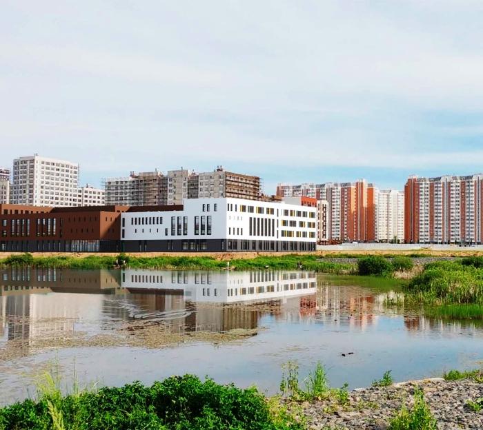 В Рассказовке возведут школу из трех корпусов на 2100 учеников