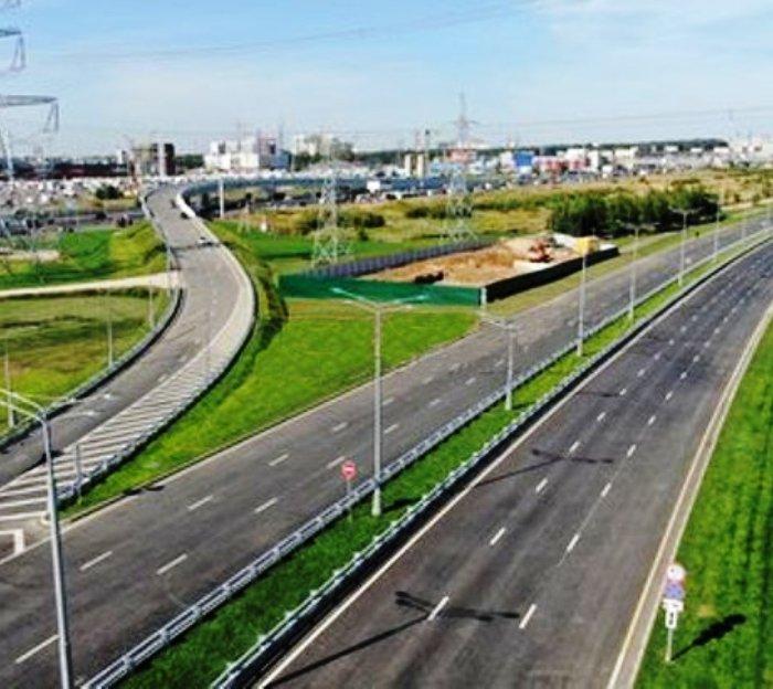 Открыта автодорога «Марьино - Саларьево» и прямой выезд из Коммунарки на МКАД