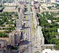 Реконструкцию Ленинского проспекта отложили из-за метро