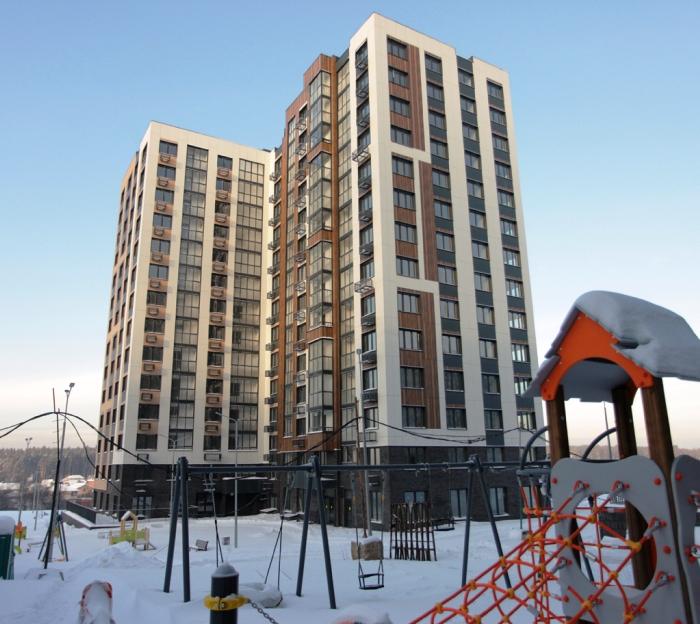 Строительство дома на 152 квартиры в жилом комплексе «Южное Бунино»