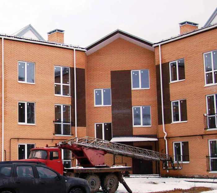 Корпус на 18 квартир в проблемном ЖК «Борисоглебское» в ТиНАО ввели в эксплуатацию