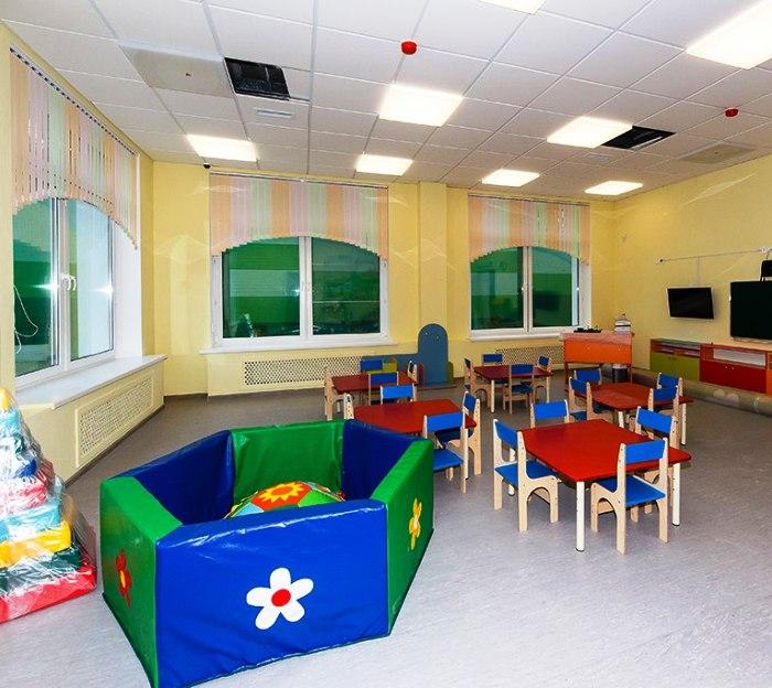 Детский сад на 300 мест в ЖК «Рассказово» ввели в эксплуатацию