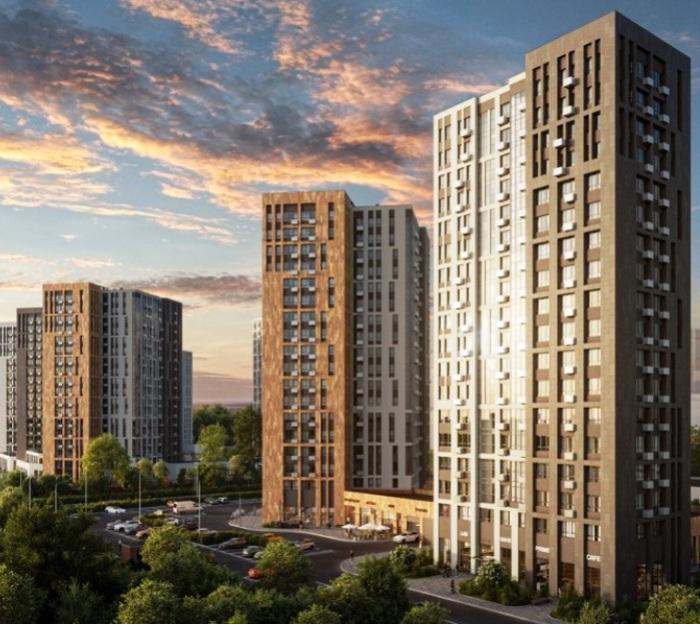 Шесть корпусов более чем на 1300 квартир построят в поселении Сосенское