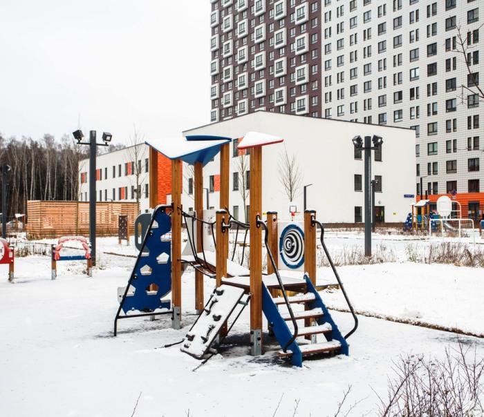Росреестр по Москве поставил на кадастровый учет детский сад в «новой Москве»