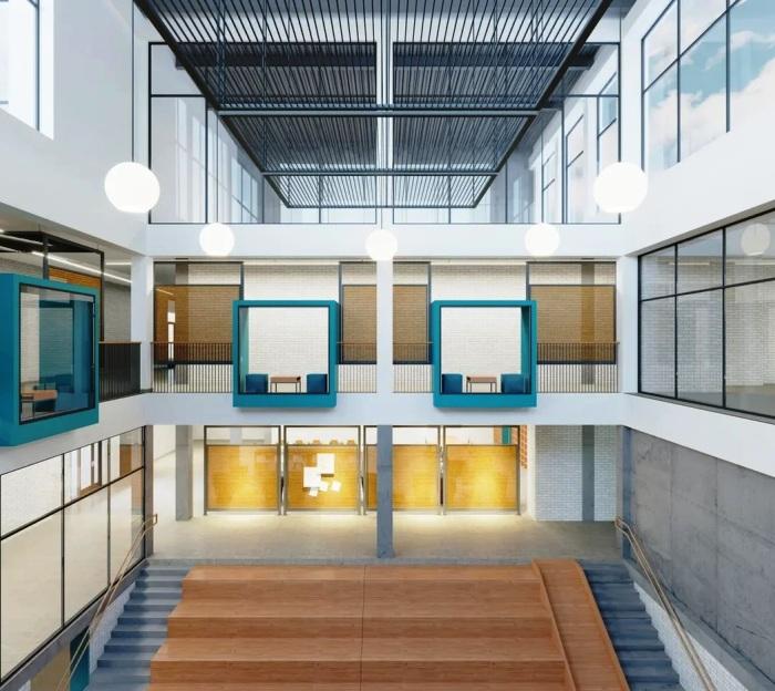 Строительство нового образовательного комплекса началось в Коммунарке