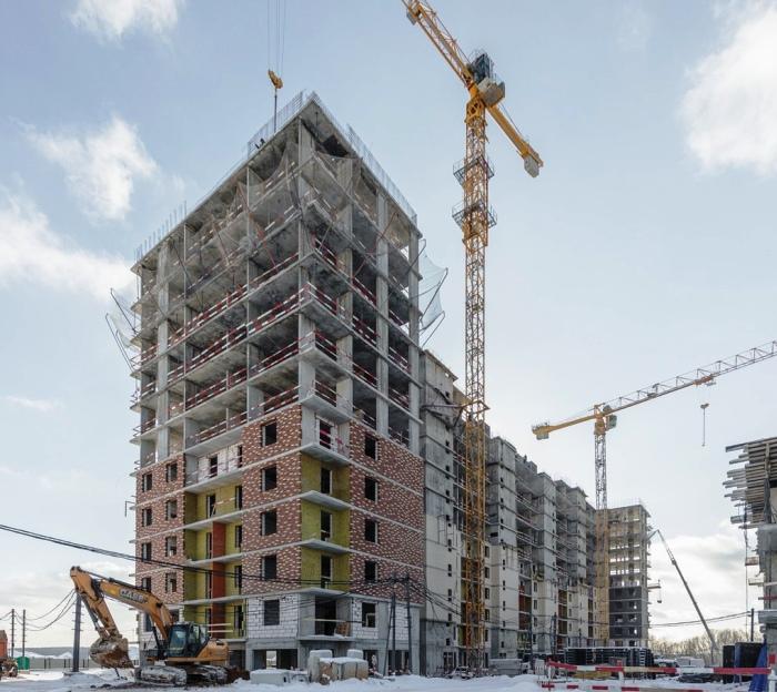 SberCIB предоставил кредит на строительство второго этапа ЖК «Алхимово»