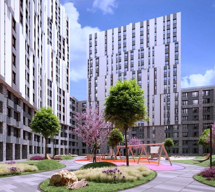 В поселении Внуковское появится новый жилой комплекс