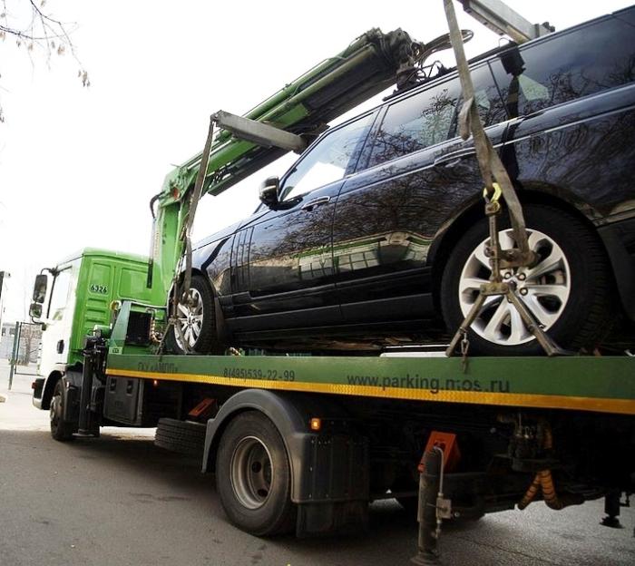 Новая спецстоянка на 522 автомобиля в Саларьево начала работу