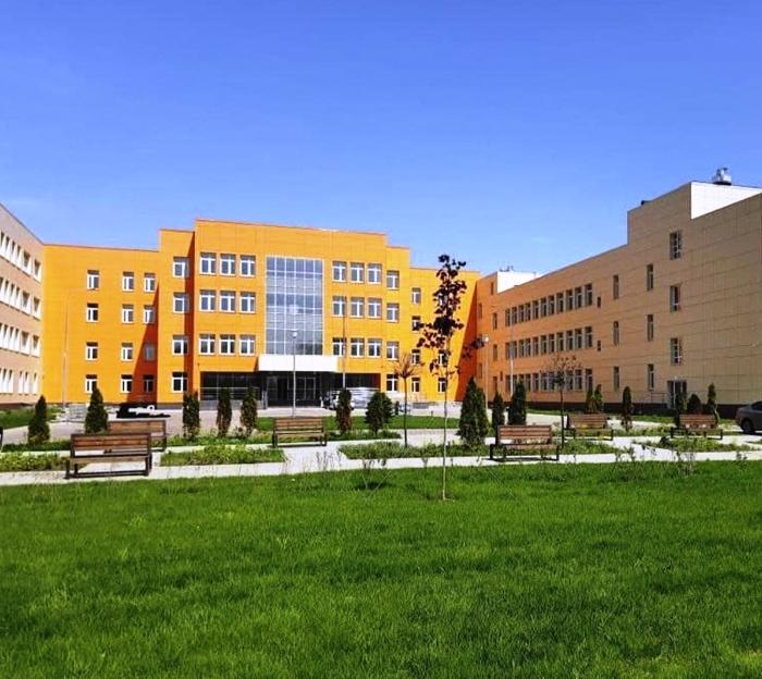 Завершено строительство школы-гиганта на 1100 учеников в Коммунарке