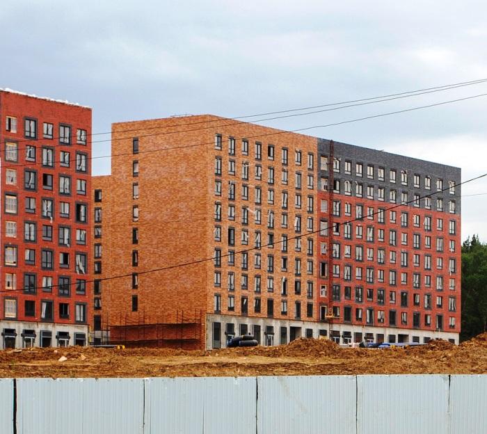 Разрешено строительство двух домов на 446 квартир в ЖК «Середневский лес» в поселении Филимонковское