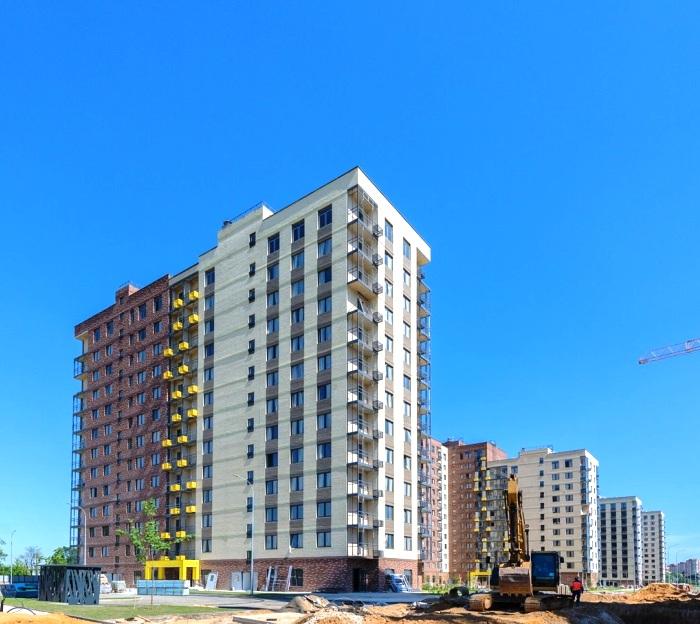 Строительство трех корпусов ЖК «Алхимово» в ТиНАО планируется завершить в II квартале 2022 года