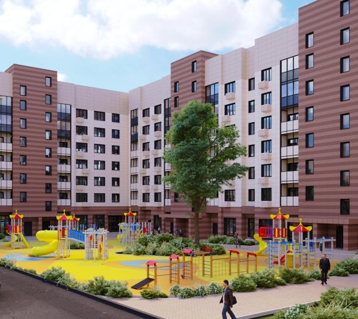 Первый дом по реновации в Троицке передадут под заселение в начале 2022 года