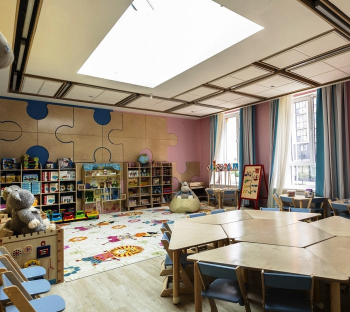 Детский сад на 350 мест открылся в составе ЖК «Переделкино ближнее» в ТиНАО