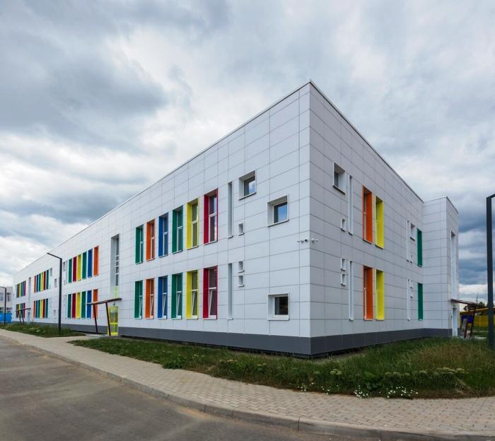 Первый детский сад на 240 мест в жилом комплексе «Остафьево» в ТиНАО ввели в эксплуатацию