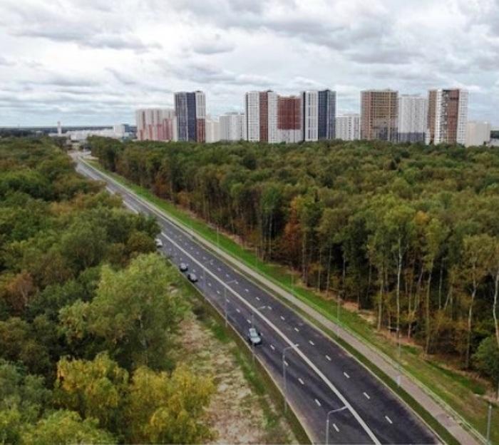 Программа развития транспортного каркаса «новой Москвы» выполнена на 60 процентов