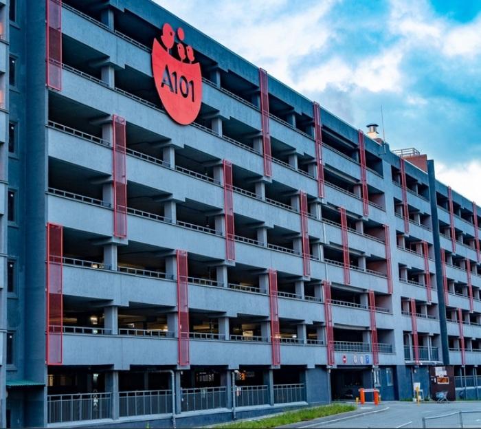 Строительство паркинга на тысячу машин в ЖК «Испанские кварталы» в ТиНАО завершено
